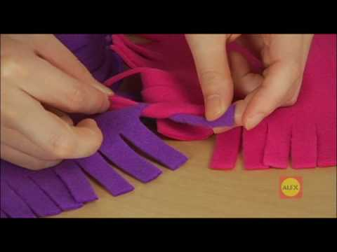 Knot a Quilt - YouTube : knotting quilts - Adamdwight.com