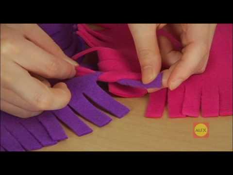 Knot a Quilt - YouTube : tie knot quilt - Adamdwight.com