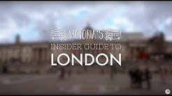 Victoria's Insider Guide to London - Episode 4: The Best Afternoon Teas in London