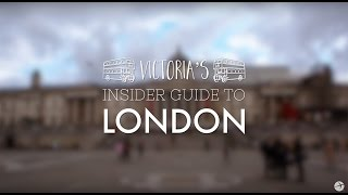 Victoria's Insider Guide to London - Episode 4: The Best Afternoon Teas in London thumbnail
