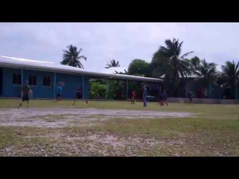 Majuro Cooperative School Time Lapse