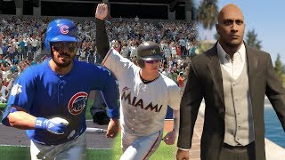 "Miami Marlins Franchise Featuring Dwayne ""The Rock"" Johnson MLB The Show 18 Franchise Mode EP2"
