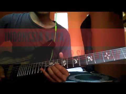 INDONESIA RAYA - WR Supratman guitar solo cover