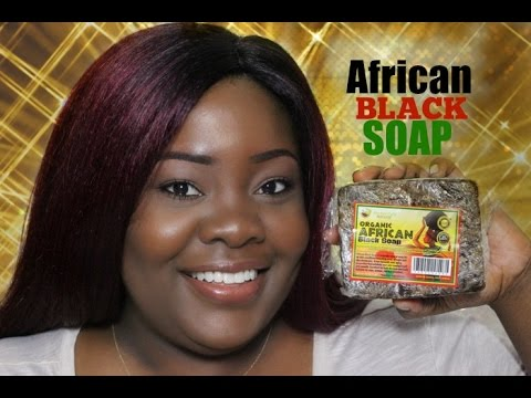 The BEST African Black Soap | TheMindCatcher