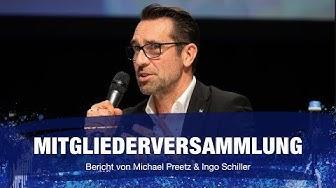 Mitgliederversammlung - Preetz, Schiller - Hertha BSC