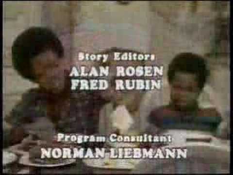 Different Strokes closing credits