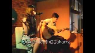 Ashilla  - We Are Never Ever Getting Back Together #AshillaMnGJakarta