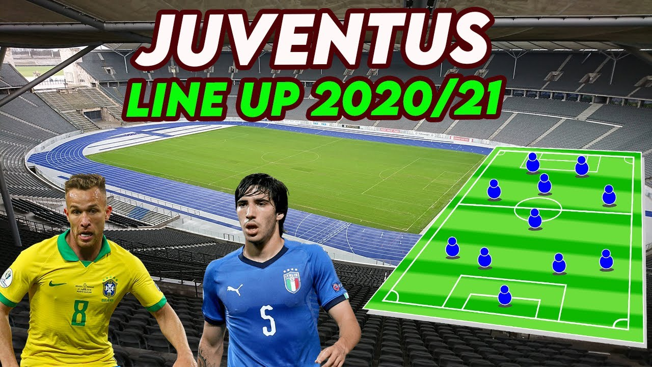 Juventus Potential Line Up 2020 21 With Summer Transfers Arthur Tonali Youtube