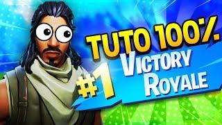 Tuto : Faire Top 1 A Toutes Les Games Sur Fortnite ! (no Fake)