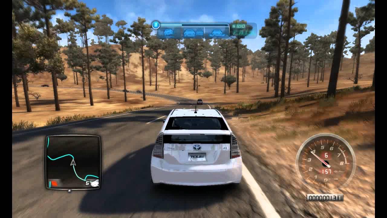 Tdu2 Toyota Prius Mod Youtube
