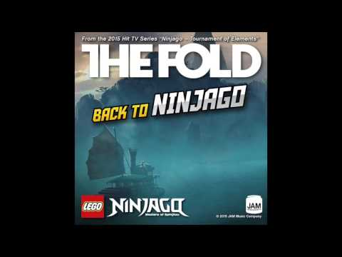 LEGO NINJAGO · TOURNAMENT OF ELEMENTS · NEW MUSIC BY THE FOLD