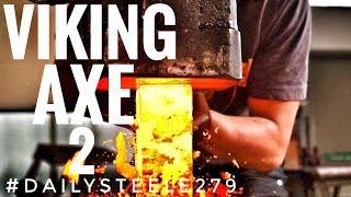 VIKING BATTLE AXE: Part 2