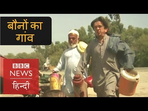 A village in Pakistan Has Over 100 Dwarf Residents (BBC Hindi)
