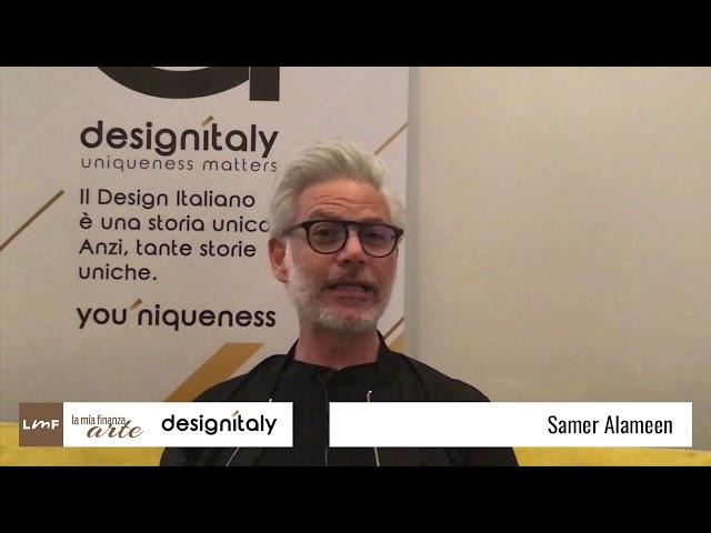 Designitaly -  Samer Alameen