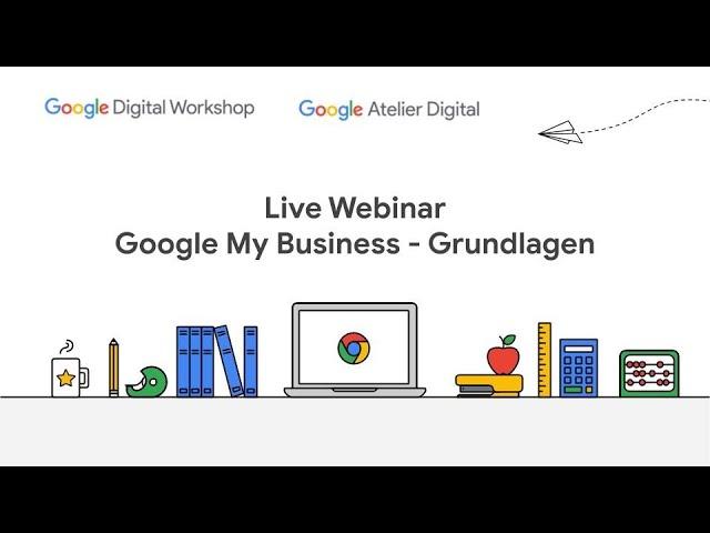 Google Marketing Tools zum selber lernen