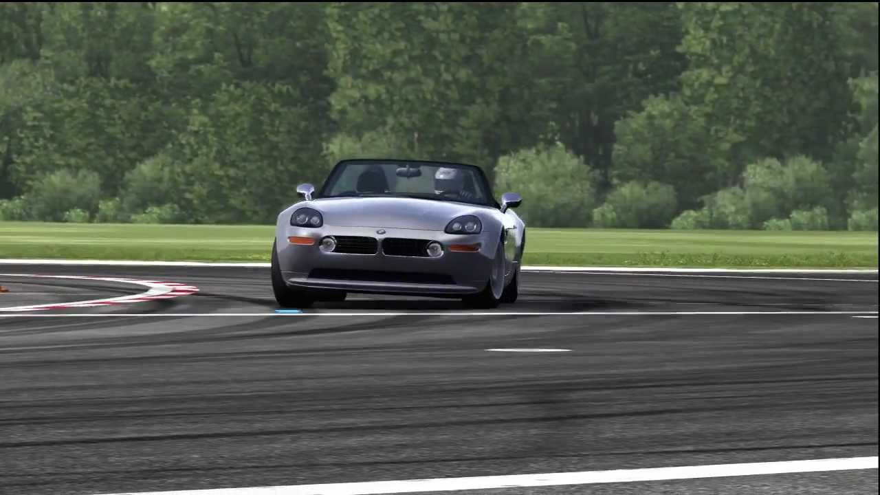 Bmw Z8 Top Gear Track Youtube
