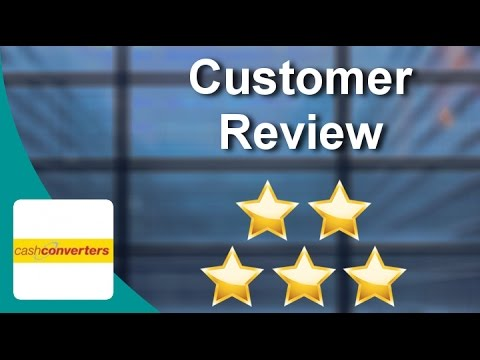 Cash Converters Runcorn 5 Star Review by