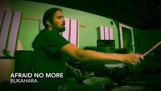 Bukahara/ Afraid No More / Drum Cover by flob234