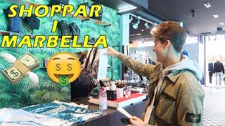 SHOPPAR I MARBELLA (🤑) - VLOGG