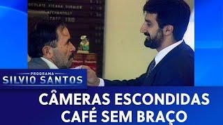 Café sem braço | Câmeras Escondidas (23/06/19)