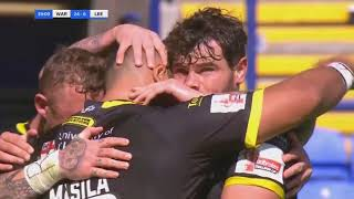 Challenge Cup semi-final Highlights vs Leeds