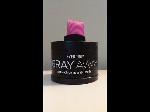 Gray Away product review-love this stuff!!