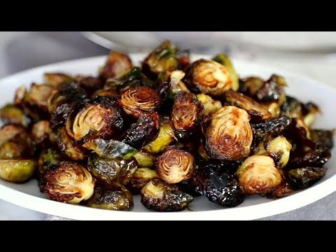 honey-balsamic-roasted-brussels-sprouts