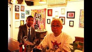 TAMAGAWA X RADIO! ART EXHIBIT AT SPACE M  | ADVENTURES IN JAPAN