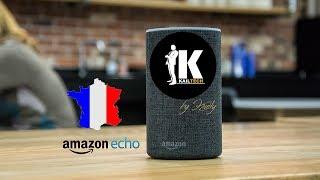 Amazon Echo en français : Présentation et Mise en route de l'Amazon Echo 2ème Génération