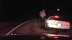 Suspected DUI Traffic Stop