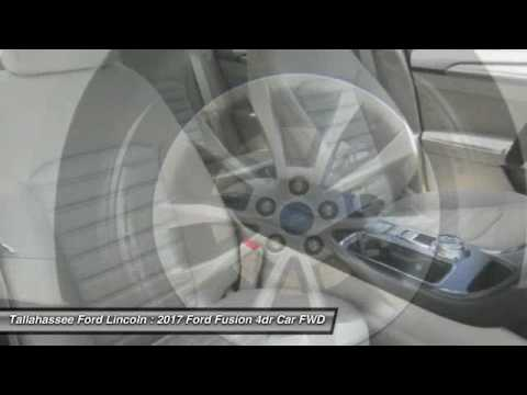 2017 Ford Fusion Tallahassee FL 333152