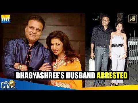 Actor Bhagyashree's Husband, Himalaya Dasani Arrested For Running Gambling Racket