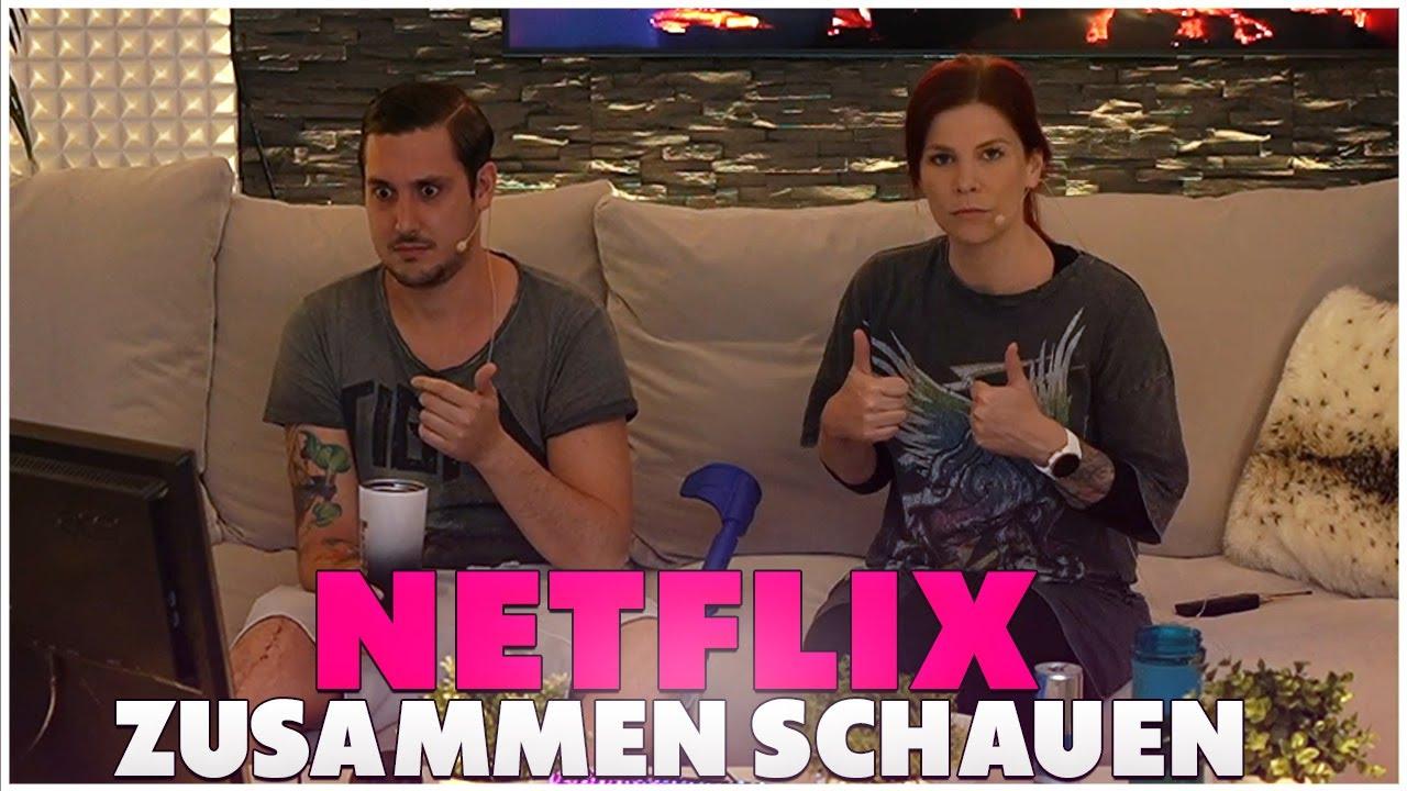 Netflix Serien als Paar schauen.... | Frühstücksstream Highlights