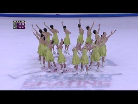 WSSC2017 Jingu Ice Messengers (JPN) SP