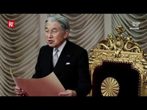 Japan parliament passes emperor abdication law