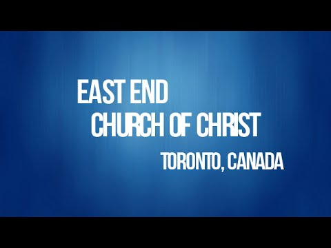 08/24/16 East End Church of Christ: Wednesday Bible Study: The Book of Acts Beginning at Acts 11:1