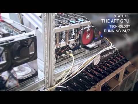 United Miners - l Nuovi CoinSpace Mining Centre a lavoro 24/24 e 7/7