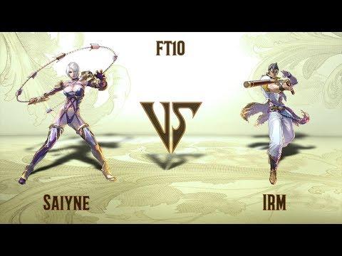 Saiyne (Ivy) VS IRM (Maxi) - FT10 (02.03.2020)