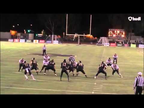 Keyshawn Johnson Jr. 2015 Highlights