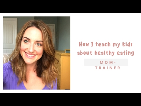 HEALTHY EATING TIPS FOR KIDS- MY ADVICE