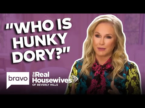 Kathy Hilton's Funniest Real Housewives of Beverly Hills Moments   Bravo