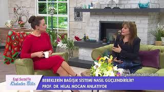 Bebeklerin Bağışıklık Sisteminin Güçlendirilmesi | Kadınlar Bilir | 07.11.2017 2017 Video