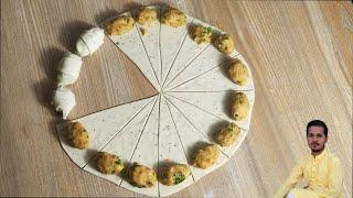 SUBS Iftar mein sab karen ge wah wah jab ap bnayen ge ye samosa  Ramadan Recipes  Alif Kitchen