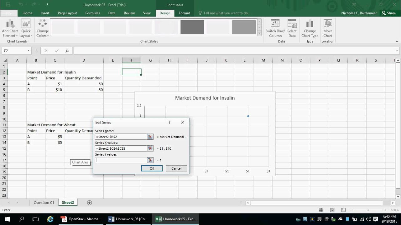 Writing homework help excel