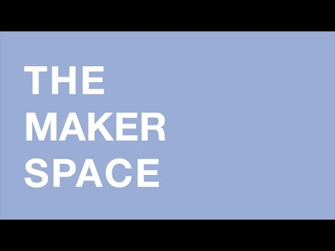 Lifestyle Trends: The Maker Space - Heimtextil Theme Park - Trends 2018/2019