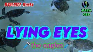 The Eagles/karaoke-videoke/LYING EYES/@KARA OKE VIRAL VIDEOS