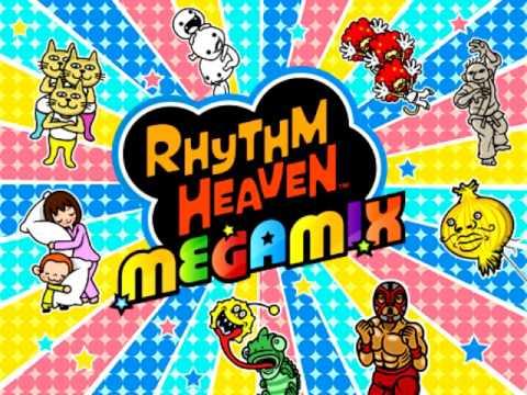 """Rhythm Heaven Megamix OST - Honeybee Remix ~ """"I'm a Lady now"""""""