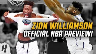 Zion Williamson NBA MIXTAPE | Welcome To The Pelicans!