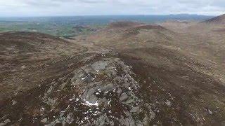 Mourne Mountains - Pierce's Castle