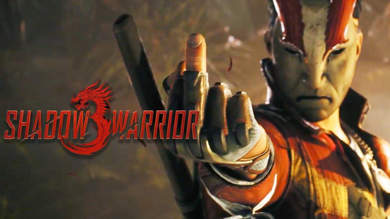 Download Shadow Warrior 3 - Official Announcement Teaser Trailer